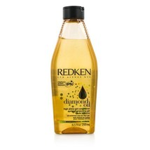 Redken - Diamond Oil High Shine Gel Conditioner (For Dull Hair) - 250ml/8.5oz Al - $29.69