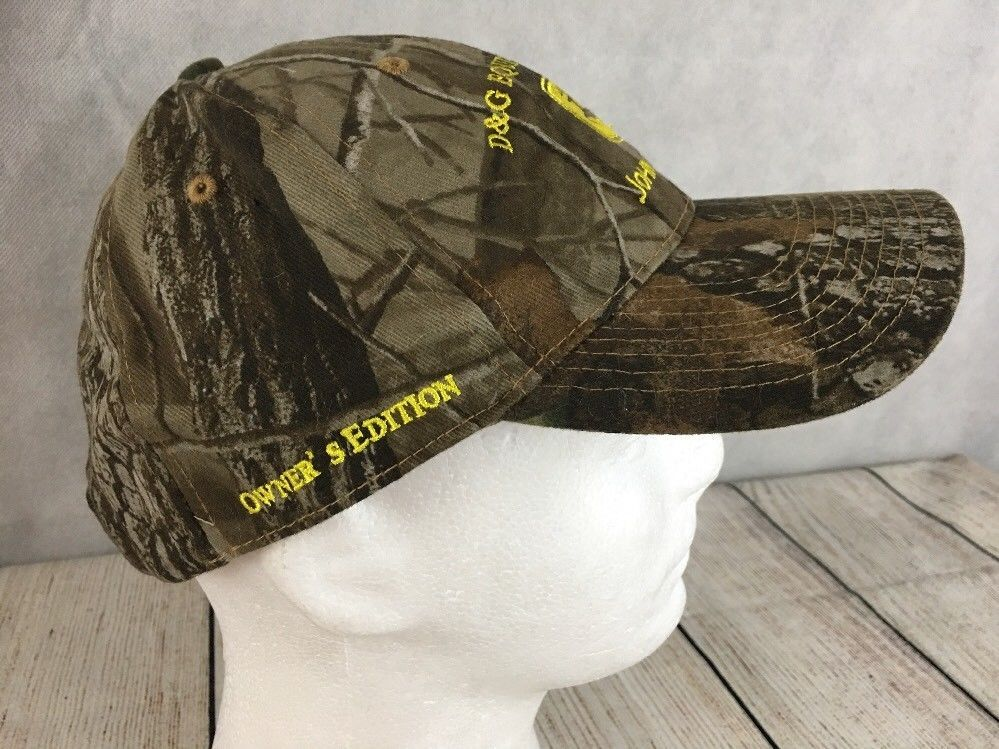 eddf6ac653f John Deere Camo Owner s Edition Hat Cap D   and 50 similar items. S l1600