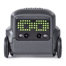 Boxer Interactive A.I. Robot Toy Black with Personality and Emotions, fo... - $63.77