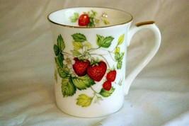 Queens China Virginia Strawberry Mug  8 oz. - $6.92