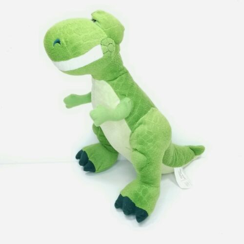 "Primary image for Kohls Cares Disney Pixar Toy Story T-Rex Plush 13"" Stuffed Animal Green Dinosaur"