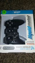 LIQUIDMETAL Wireless Controller (Nintendo Wii U) NEW! - $40.00