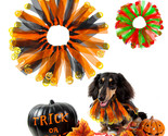 Lloween christmas collar dogs cats scarf costume with bell pumpkin pet accessories thumb155 crop