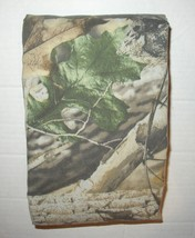 Realtree Fitted Crib Sheet Timber Advantage Camouflage Toddler Bed - $10.88