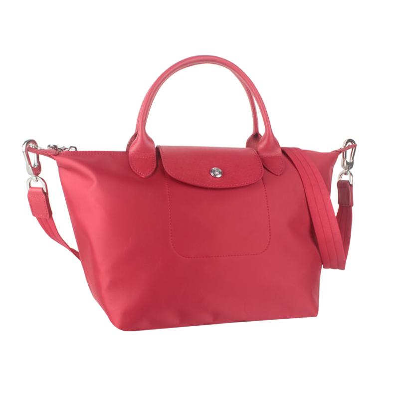 1512 1. 1512 1. Previous. France Made Longchamp Le Pliage Neo Small Handbag  Red 1512578545 Auth · France ... 7e8d0bc8c46ab