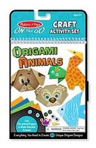 Melissa & Doug On the Go Origami Animals Craft Activity Set - 38 Sticker... - $13.27