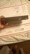 Sony Blu-ray Player - BDP-S3500 - no remote or power cord - $18.05