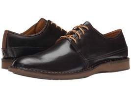 New Sperry Top Sider Men Gold Cup Norfolk Oxford W/ Asv Shoes Brown Size 7 - $148.09