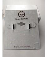 Giani Bernini Sterling Silver Earrings - New - $34.65