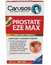 Carusos Natural Health Prostate Eze Max 30 Capsules - $96.99