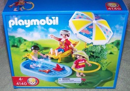 Playmobil   Wading Pool Set #4140 New - $16.50
