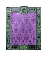 disney parks authentic resin picture photo frame the haunted mansion 8 x... - $34.09