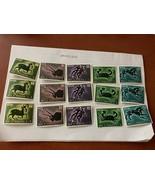 San Marino Several Zodiac stamps mnh 1970 stamps - $1.95