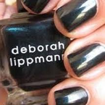Deborah Lippmann Nail Lacquer Polish - Don't Tell MaMa (Dark Blue Green)! - $7.52