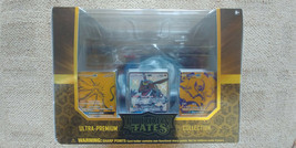 Pokemon Hidden Fates Ultra Premium Collection Box 15 Booster Packs Broke... - $94.99