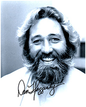 DAN HAGGERTY  Authentic  Original  SIGNED AUTOGRAPHED PHOTO w/ COA - $35.00