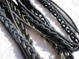 1 Goody 3 Braided Side Strands Hair Head Band Shiny Headwrap Braid Tinsel Mylar - $10.00