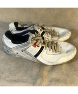 Diesel White Men's Sneakers Size 10.5 - $29.69