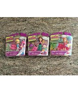 Polly Pocket Dolls Lot of 3: Polly, Lila, and Lea BRAND NEW IN PACKAGE - $24.99