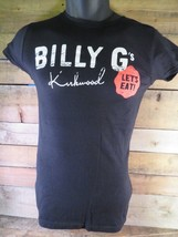 Billy G's Kirkwood Lets Eat Womens T-Shirt Size S - $8.90