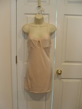 new in pkg BLUSH NUDE chemise LINGERIE COLLECTION SMALL - $18.80