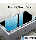 MP3 Player Portable Metal Sport Bluetooth 8GB Screen 2.4 Inch FM Recordi... - $60.48+