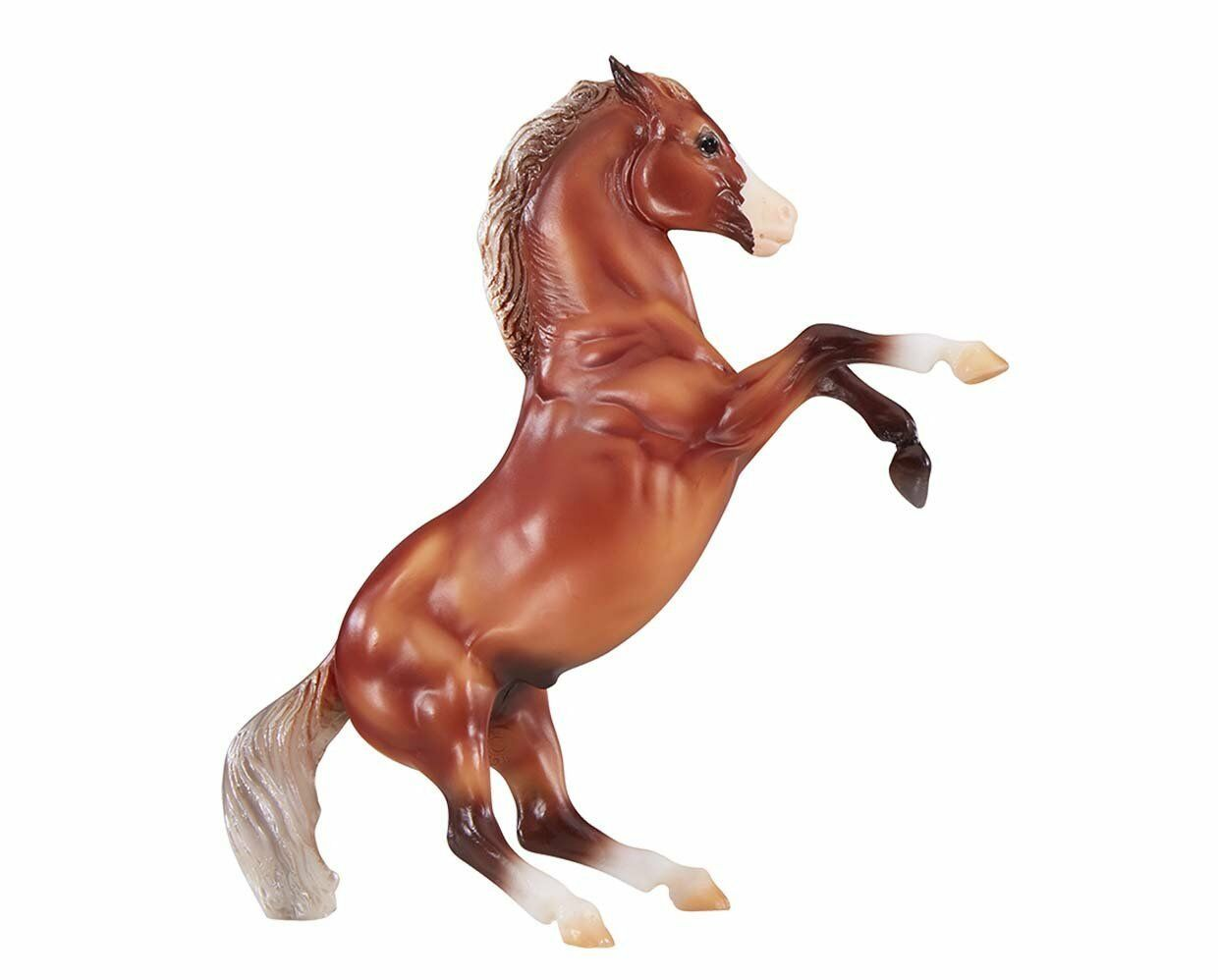 Primary image for Breyer classic size SILVER BAY MUSTANG  #947 Very Well Done  Freedom Series <>
