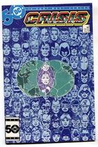 CRISIS ON INFINITE EARTHS #5 comic book 1985-DC Geoge Perez - $27.74