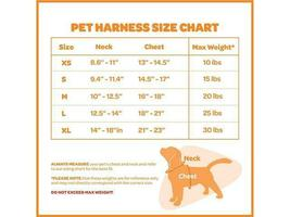 Voyager Step-in Plush Dog Vest Harness for Small Dogs, Size S image 4