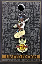 Hard Rock Cafe Four Winds Casino Limited Edition 2019 Soul Warrior Pin - $21.95