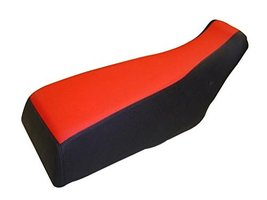 Honda ATC 350X Seat Cover Black And Red Color - $34.99