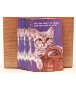 """Pack of 20 ~Kitten~  3""""X1 3/4"""" Individual Stickers. - $4.95"""