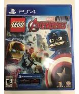 LEGO Marvel's Avengers (Sony PlayStation 4, 2016) - $22.40