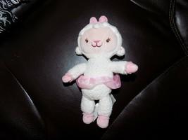 """Doc McStuffins Lambie Ballerina in Pink Tutu stuffed/plush - 8"""" - $13.28"""