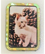 Cat Picture Magnet FREEBIE with purchase - Freebie
