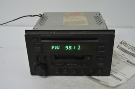 2002 2003 Hyundai Xg Radio Cd Player Oem Radio 96140-39100 Tested G52#023 - $61.88
