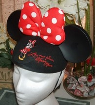 Minnie Mouse Ears Love and Kisses Hat  - $14.00