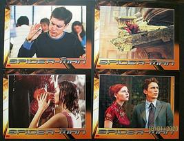SAM RAIMI:DIR,TOBEY MAGUIRE (SPIDERMAN) RARE 2002 ORIGINAL LOBBY CARD SET - $247.50
