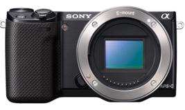 Sony NEX-5N 16.1MP Digital Camera sony Random color Body (No battery&No Lens) image 1