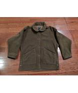Patagonia Womens Small Button-Up Deep Pile Synchilla Fleece Jacket Pocke... - $59.39