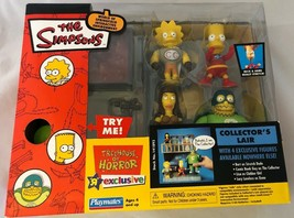 The Simpsons Toys R Us Exclusive Playset Treehouse of Horror 4 Collector... - $39.60