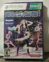Dance Masters for  Xbox360 Kinect  Brand New - Read Desc - $7.87