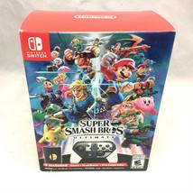 Super Smash Bros. Ultimate Special Edition Nintendo Switch NIB In Hand P... - $158.39