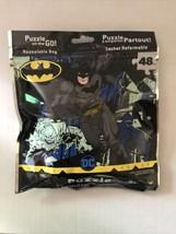 Cardinal DC Batman Jigsaw Puzzle 48pc 9.1x10.3 Resealable Bag On The Go - $8.59