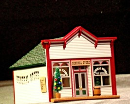 Hallmark Sarah Plain and Tall Collection Mrs. Parkley's General Store AA... - $39.95