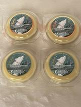4 New Bath Body Works Twisted Peppermint Fragrance Wax Melts .97 Oz Refill Tart - $27.52