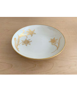 Lenox T-428 Fairfield Gold Flower & Leaves in Gold Replacement Soup/Cere... - $15.84
