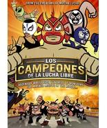 Los campeones de la lucha libre [DVD] [2008] - $3.58