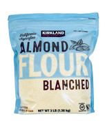 NEW Kirkland Signature Almond Flour, 3 lbs **FREE SHIPPING** - $24.99