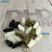 200pcs/lot item 007 4 colors plastic cable suit for M10 socket ceiling plate DIY - $37.95
